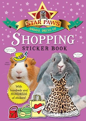 Book cover for Shopping: Star Paws
